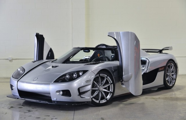Image result for $4.8 million – Koenigsegg CCXR Trevita. pic