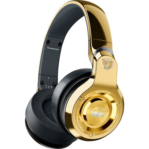 Amazon.com: Monster NTune On-Ear Headphones - Pearl ...