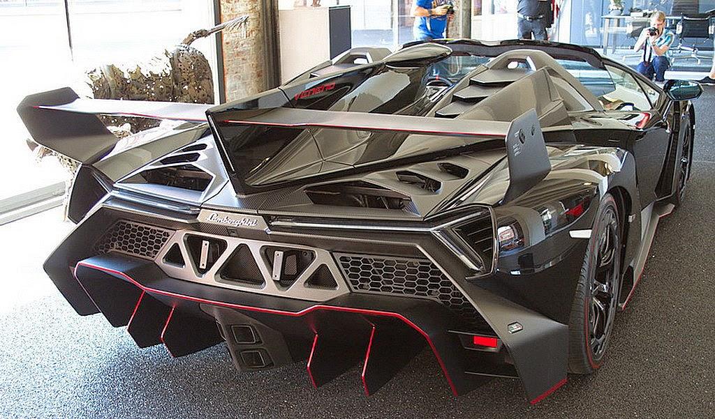 Lamborghini Veneno Roadster Only 7 4 Million Ruf Lyf