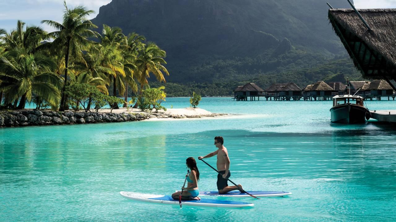 Four Seasons Bora Bora Ruf Lyf