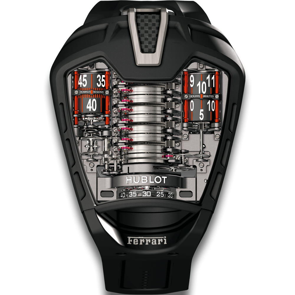 hublot mp 05 laferrari ruf lyf. Black Bedroom Furniture Sets. Home Design Ideas