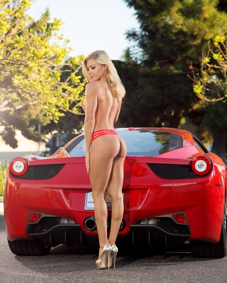 Elena Romanova Ukrainian model Russia photograph pictures bikini Playboy sexy international Hermosa pretty (4)