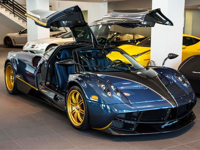 pagani huayra 730s edition ruf lyf. Black Bedroom Furniture Sets. Home Design Ideas