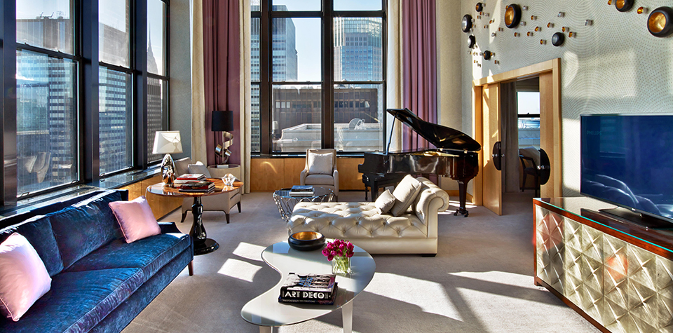 The Jewel Suite New York Palace Hotel 25 000 Per Night