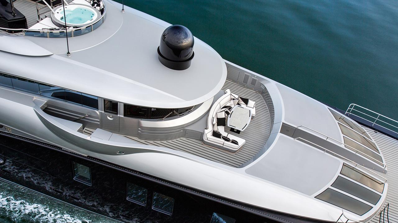 "ISA 66M Super Yacht ""OKTO"" – RUF LYF"
