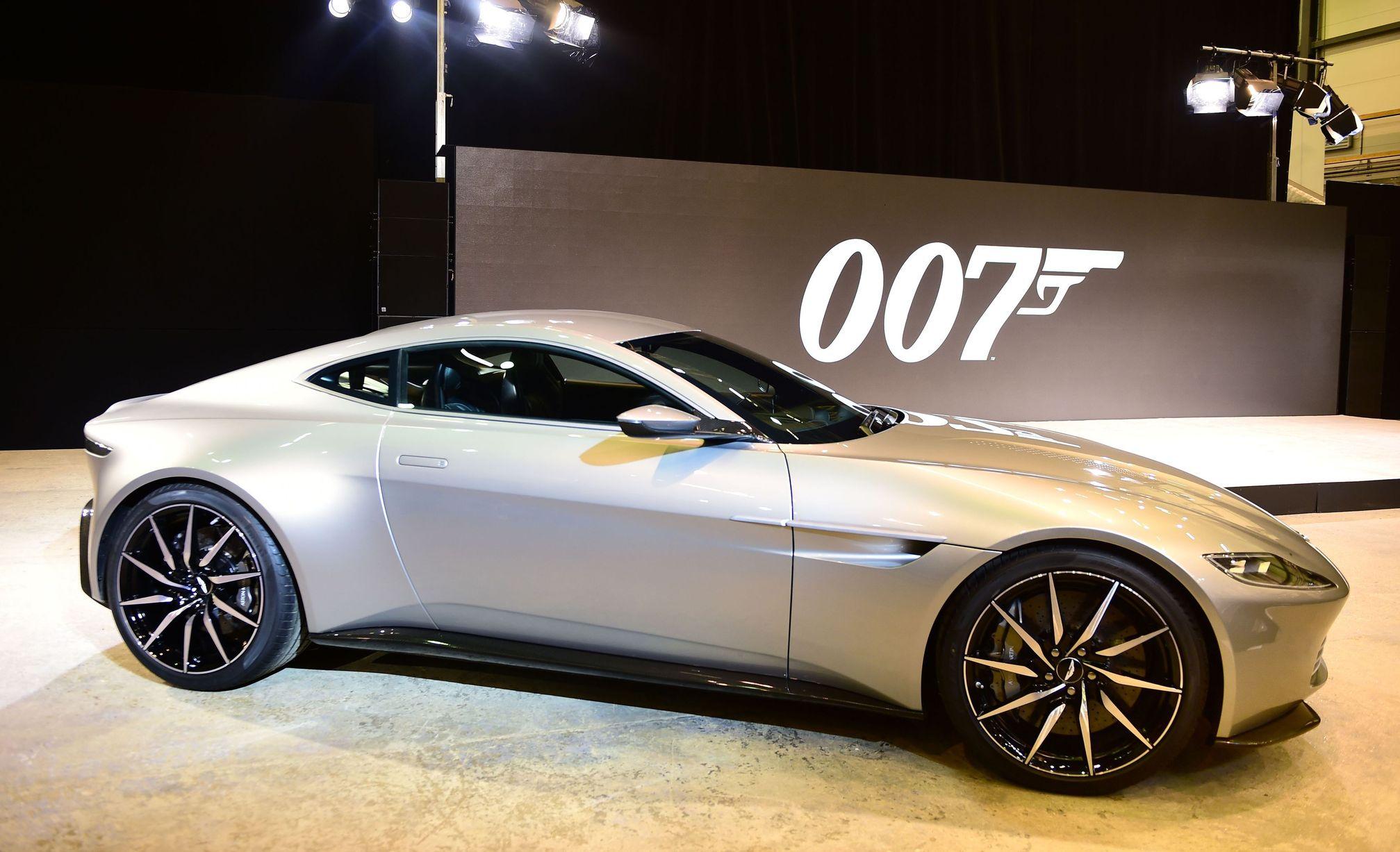 Aston Martin Db10 007 S New Ride Ruf Lyf