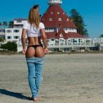 Julia Gilas fitness model socal social media natural entrepreneur Ukraine Russian dream successful US American sweet but photos videos IG sex pretty legs bikini bra ass tits (5)