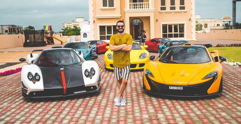 Abdul S Garage Ltacy Special Edition Dubai Pt 1 Ruf Lyf