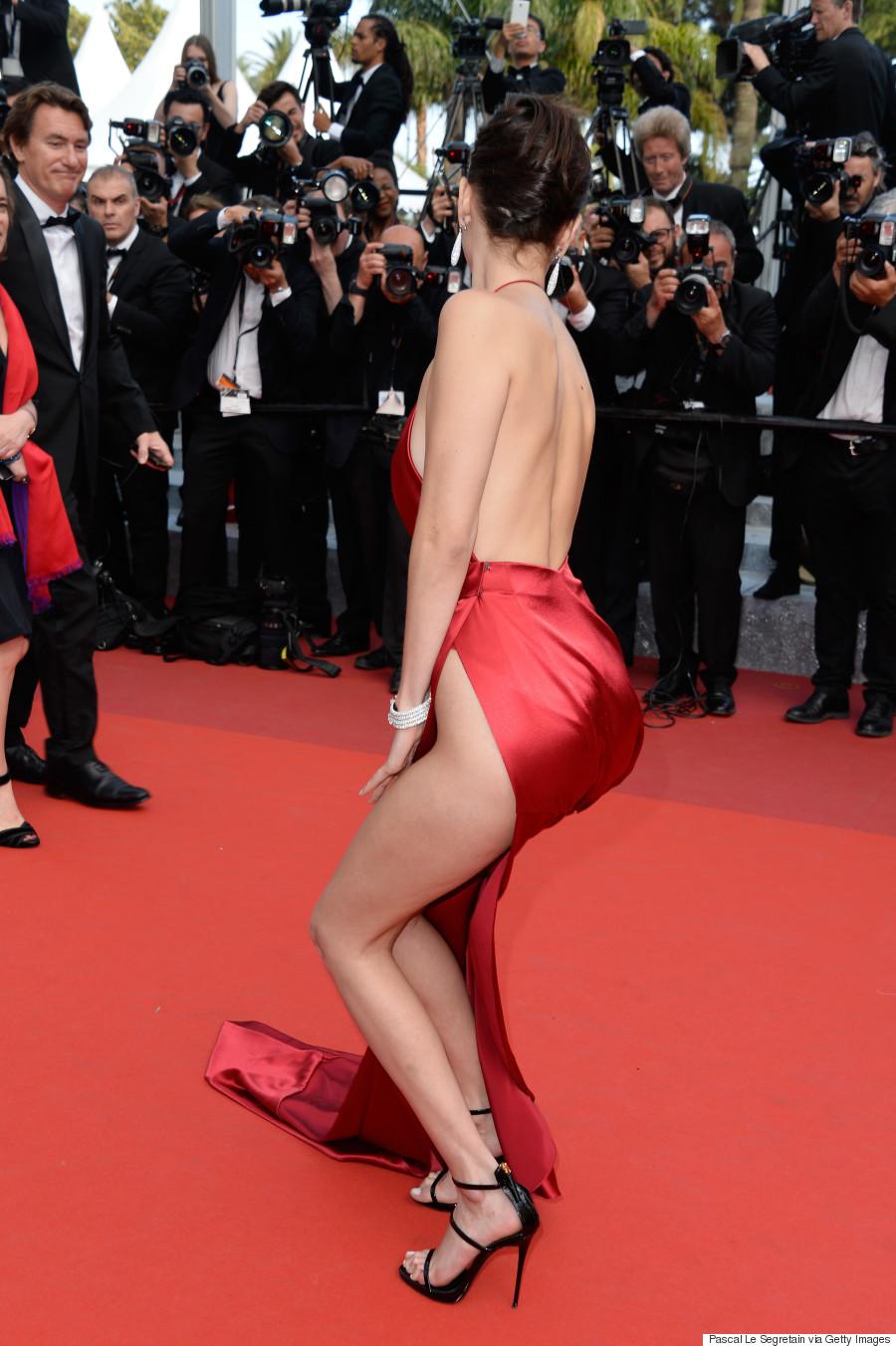 Bella Hadid Cannes Film Festival Ruf Lyf
